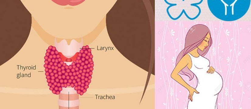 Çrregullimet e gjendres tiroide gjate shtatezanise