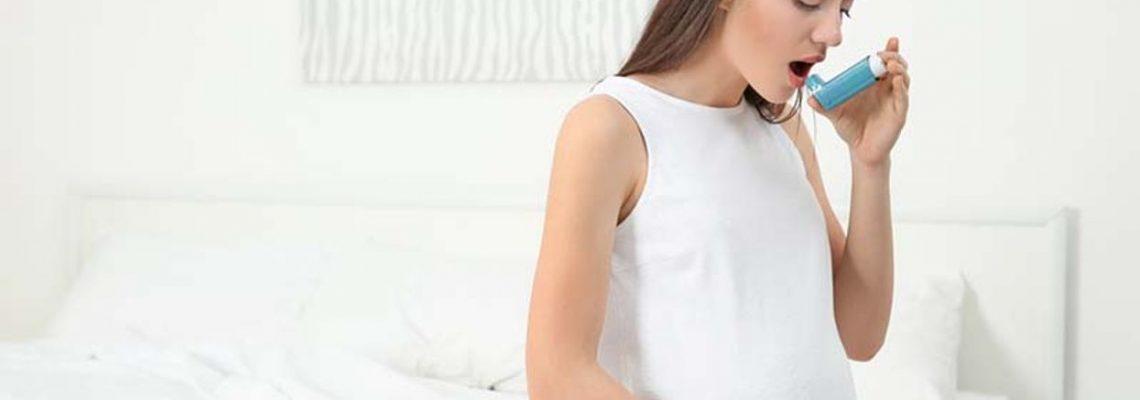 Astma gjatë shtatzënisë