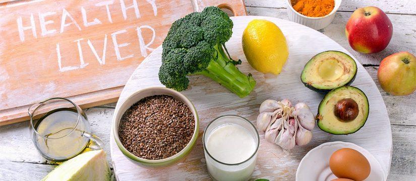 20 ushqimet për një mëlçi të shëndetshme