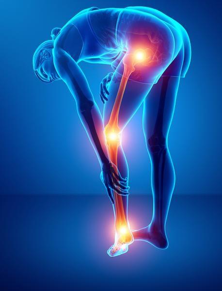 Dhimbjet në këmbë